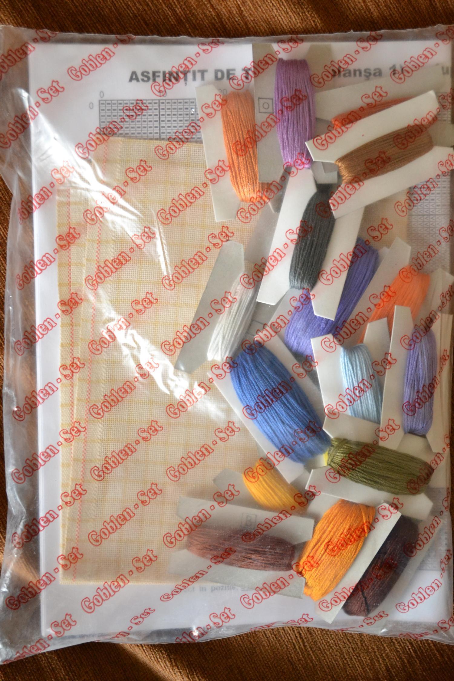 гобленсет схема вышивки светлая ночь