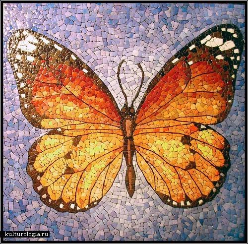 Мозаика своими руками из яичной скорлупы