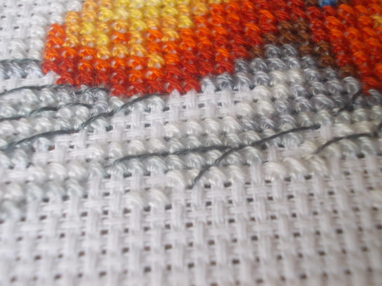 Равномерка для вышивки из украины