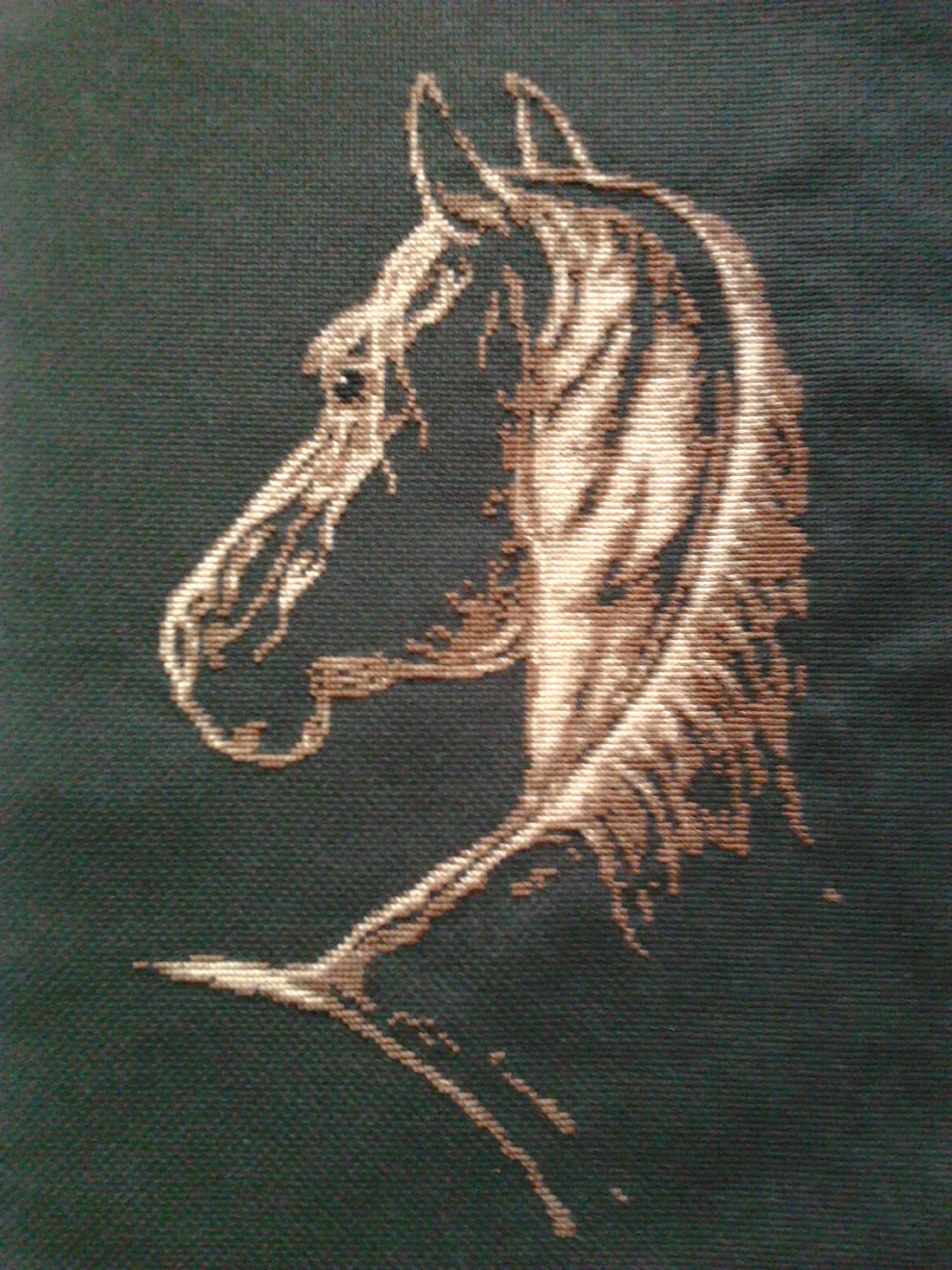 Купить вышивку бисером лошади в интернет-магазине с доставкой 54