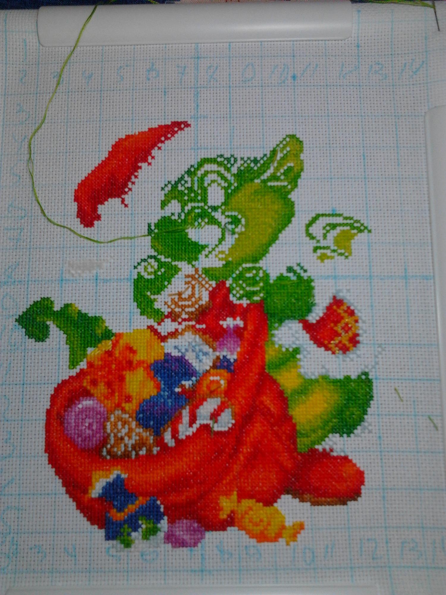 Как вышить дракона крестиком: обзор авторских схем: публикации 51