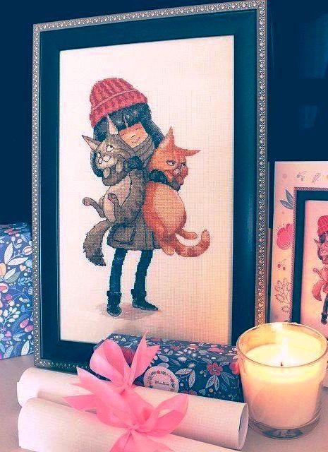 ла петит ми ми милые коты купить российском… Узнать
